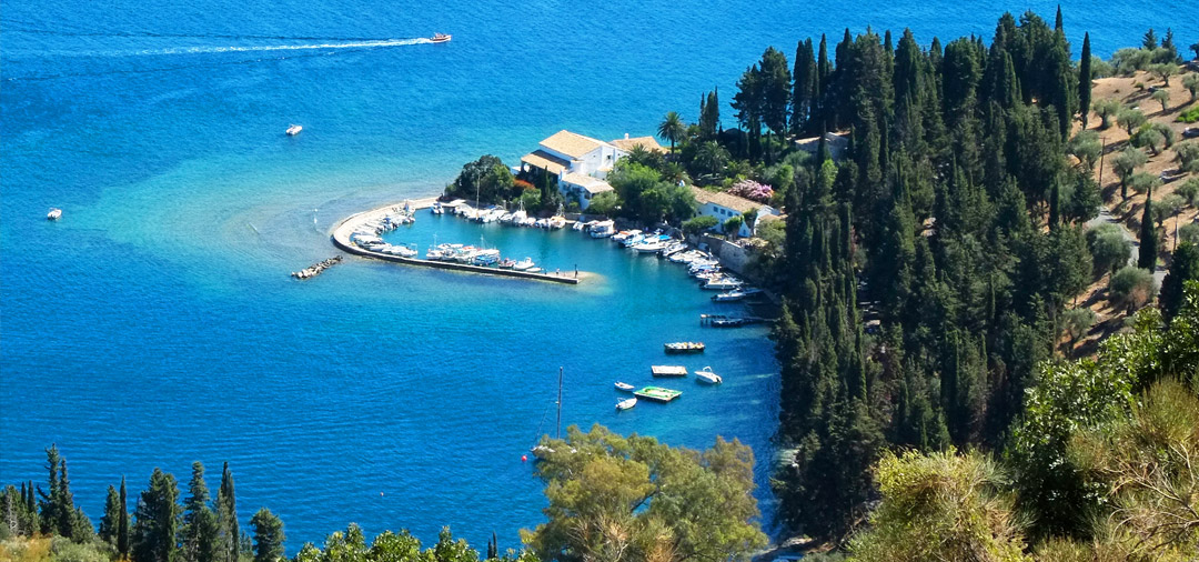 luxury holidays in corfu greece simpson travel
