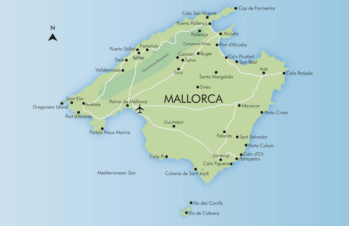 Luxury Holidays in Mallorca 2018 Simpson Travel