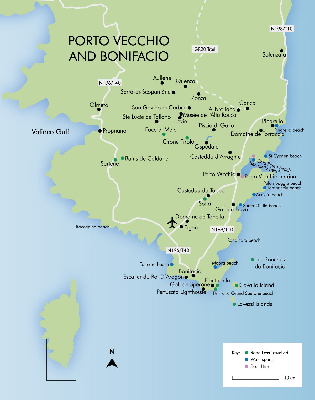 Luxury holidays in Porto Vecchio and Bonifacio Simpson Travel